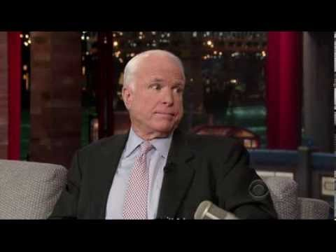John McCain Letterman 2014 03 10 HQ