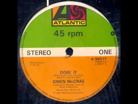 Gwen McCrae -- Doin' It