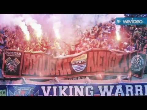 Viking bantai the Jak di tugu Monas..ngeri banget