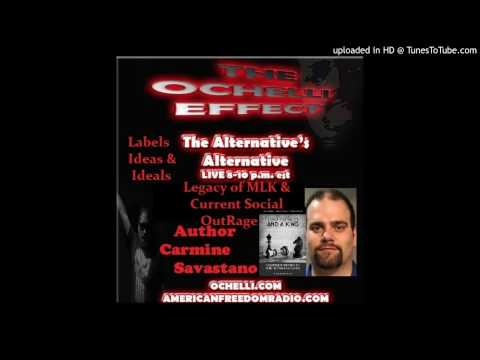 Ochelli Effect 01/12/2017 - race, hate crimes, fake hate crime reports,  pc culture