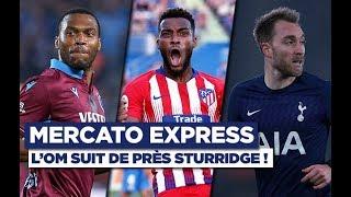 Mercato Express : Sturridge dans le viseur de l'OM