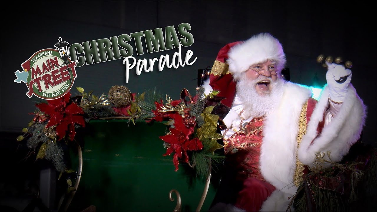 Main Street Christmas Parade 2017 (KLFItv Full Broadcast) - YouTube