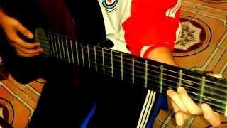 Nhớ Anh guitar Ngân [Rơm]
