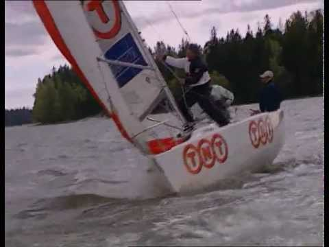 Match Racing TNT Cup 2001 - NJK Helsinki