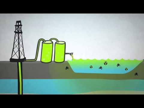Страшные последствия добычи сланцевого газа.