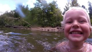 VanLife ~ MomLife - Camping and Swimming in Arkansas