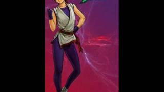 The King Of Fighters Xi - Diet (yuri Sakazaki's Theme)