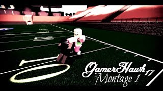 ROBLOX: New Football Legends Montage #1