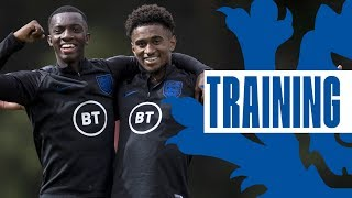 Fresh Faces as Young Lions Prepare for Euro Qualifiers! | Inside Training