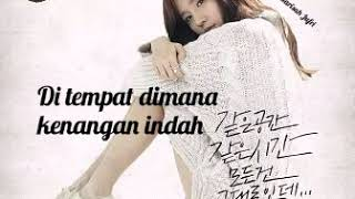 JIN - GONE (너만 없다) Lirik Versi Bahasa Indonesia