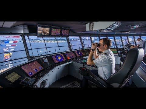 THE COMMAND CENTRE,WELCOME ABOARD | SHIP NAVIGATION BRIDGE TOUR