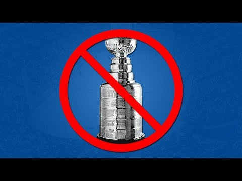 Top 10 NHL Teams That Haven't Won A Cup!!