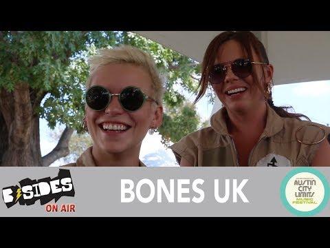 BONES UK at Austin City Limits 2019 - Talk Jeff Beck, Debut Album