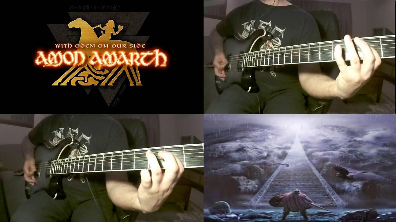 Amon Amarth - Valhall Awaits Me (Live At Summer Breeze ...