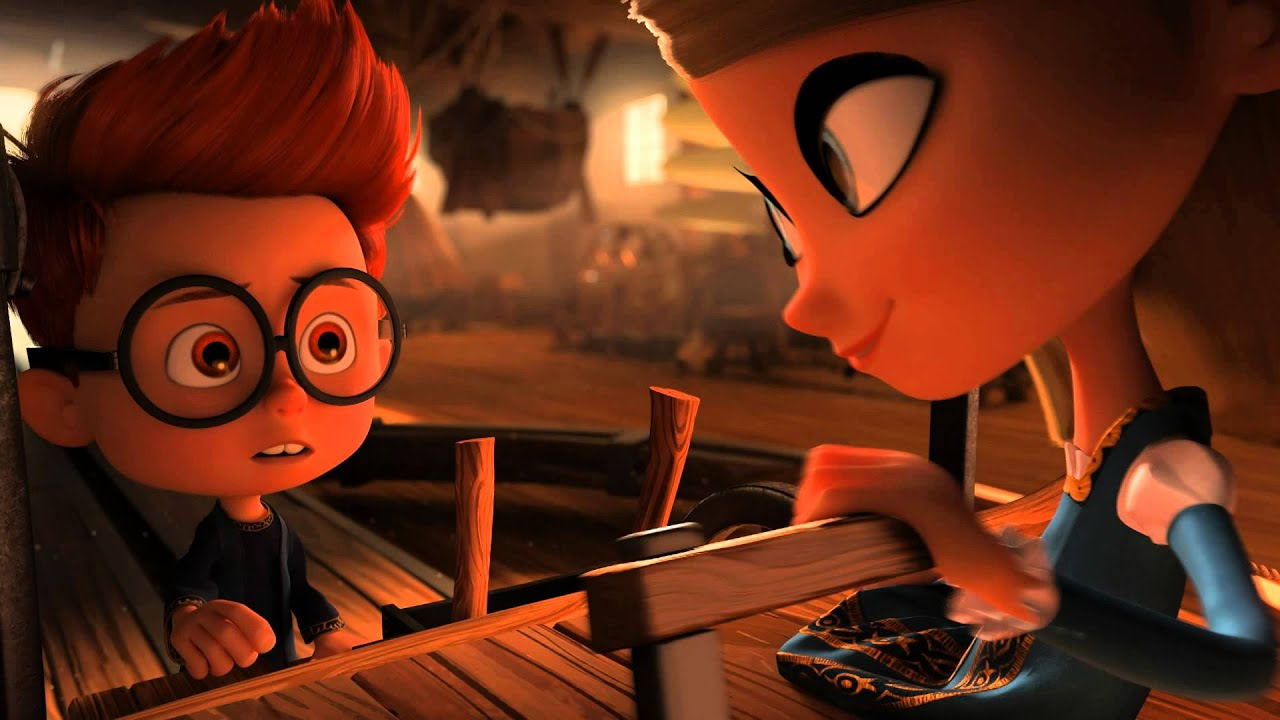 Mr Peabody And Sherman Youtube