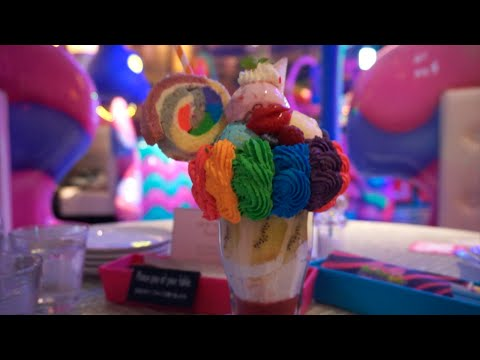 KAWAII MONSTER CAFE ❤︎ HARAJUKU, JAPAN