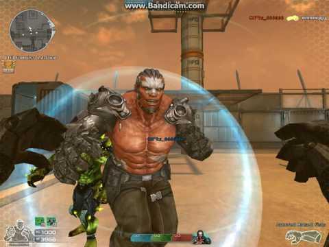 Crossfire NA: Mutation Knight Bug