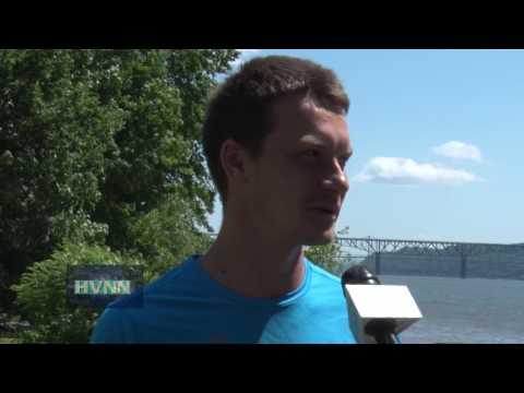 Ukrainian Olympic runner Sergii Vashurin
