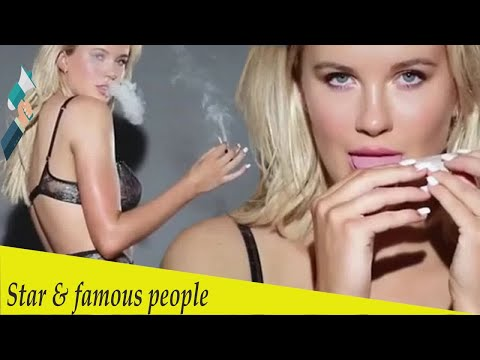 Ireland Baldwin glamorizes marijuana in lingerie-clad 4/20 tribute from YouTube · Duration:  3 minutes 30 seconds