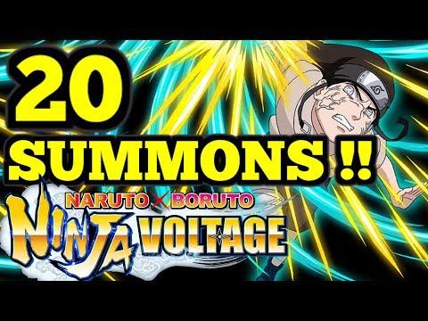 1000 SHINOBITES - Naruto x Boruto Ninja Voltage