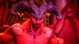 Saints Row Gat Out of Hell: Defeat The Final Boss w/ All Endings, THE END