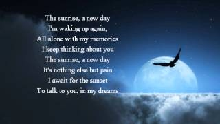 Egine featuring T-Pain - Moon of Dreams (lyrics)