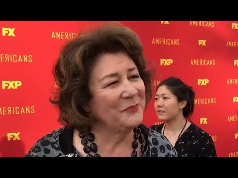 Margo Martindale 'The Americans': Secrets of sizzling hot series finale on Hollywood red carpet