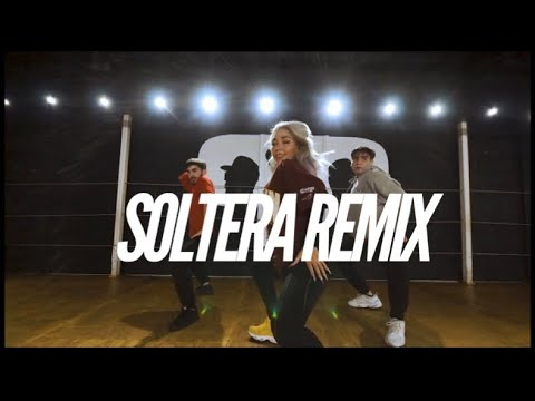 SOLTERA- REMIX - Lunay, Bad Bunny ft. Daddy Yankee / Choreography Aline Osorio