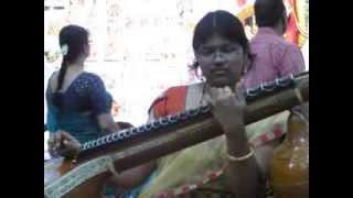 Veena Anjani - Madhyamavathi - Ragam Thanam -Song 8 -12.