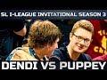 NAVI vs SECRET - DENDI vs PUPPEY! - StarLadder i-League 3 Minor DOTA 2