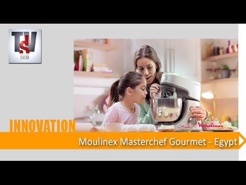 moulinex masterchef gourmet egypt youtube. Black Bedroom Furniture Sets. Home Design Ideas
