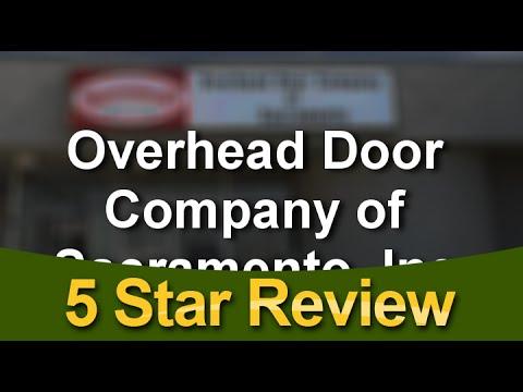 Overhead Door Company Of Sacramento, Inc. Sacramento Terrific 5 Star Review  By Heather G.