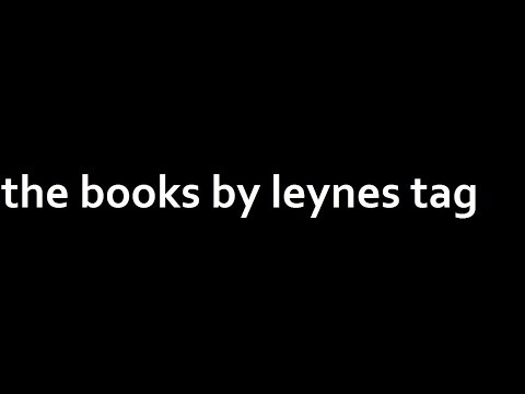 The Books by Leynes Tag