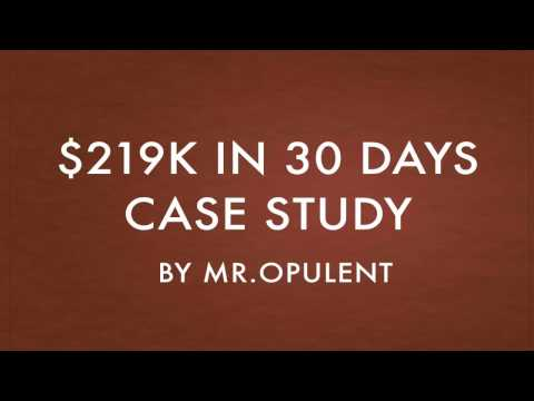 CPA Marketing 101 -  $219k In 30 Days Case Study With CPA Marketing