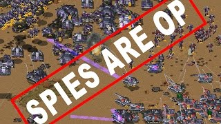SPY IS OP // Command & Conquer
