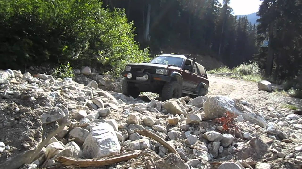 Just Drive It 1994 Toyota Hilux Surf 3 0l Youtube
