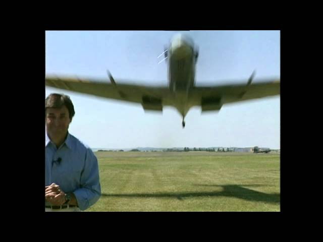 The Original Spitfire Surprise Low Pass