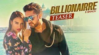 Song Teaser ► Billionairre: B Sinngh | Ullumanati | Releasing on 30 March 2018