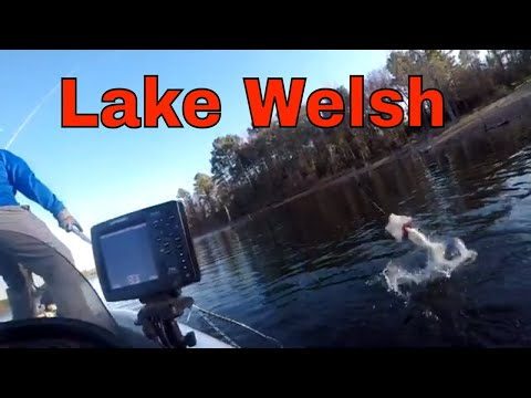 Fishing Lake Welsh