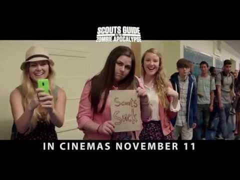 On November 11, it's a ZOMBIE apocalypse! #ScoutsVsZombies