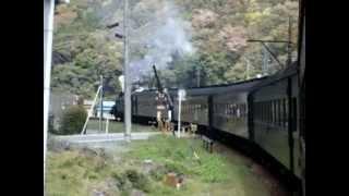 大井川鐡道 旧型国電のようなSL列車3