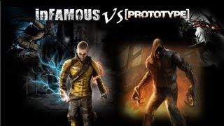 Showdown: Prototype 2 vs Infamous 2