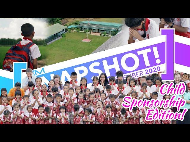Snapshot / September 2020 / Child Sponsorship Program: Meet our Amazing Kids!