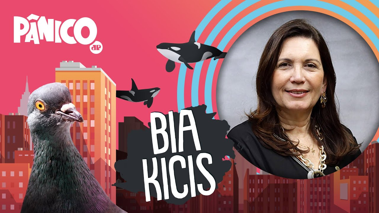 BIA KICIS - PÂNICO - AO VIVO - 06/07/20