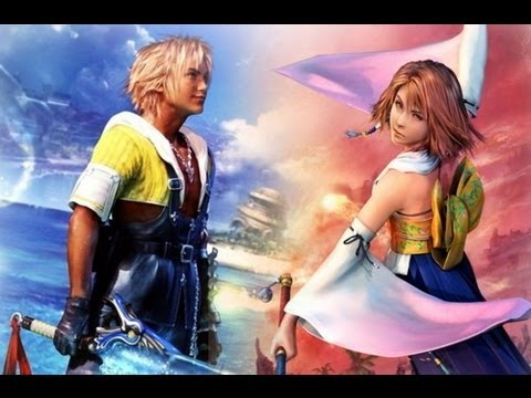 [HD-ITA] Final Fantasy X The Movie - All CG Cutscenes + Complete Ending