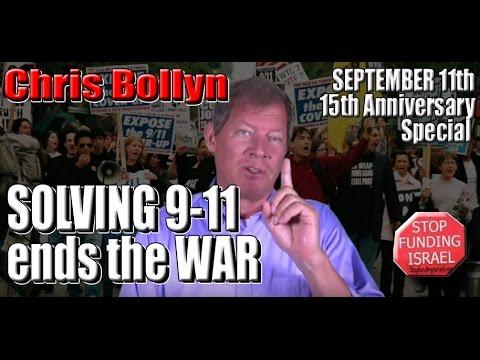 SFi034 - Chris Bollyn 9-11 - 15th year Anniversary special - israel did 9-11