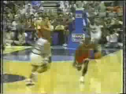 Top 10 plays 1995 NBA playoffs