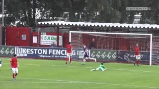 Ilkeston FC 2-4 Ramsbottom United FC