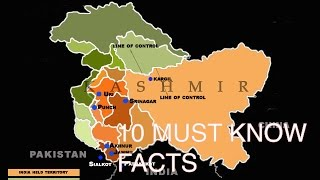 10 FACTS OF WHO OWNED KASHMIR REALY ?