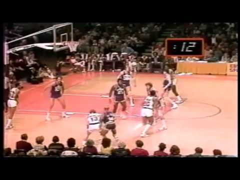 1978 Regular Season New Orleans(Jazz)@Portland HIGHLIGHTS